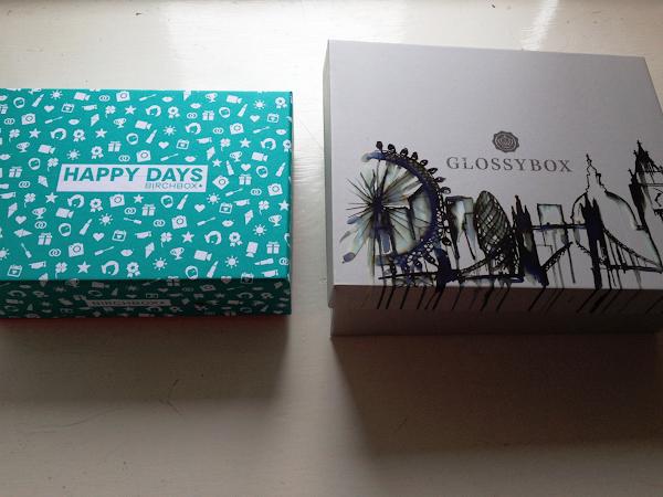 Glossybox vs Birchbox: September Edition