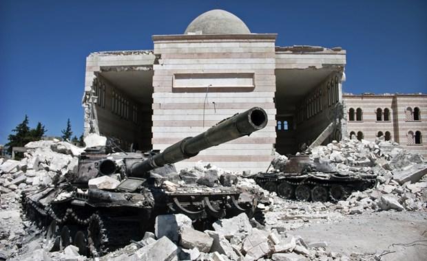 Μετά το Χαλέπι, τι;