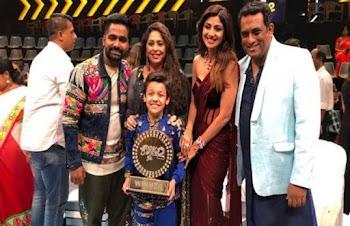Super Dancer Chapter 2 Winner: बिशाल शर्मा को मिला सुपर डांसर 2 का खिताब, मिले 15 लाख रुपए