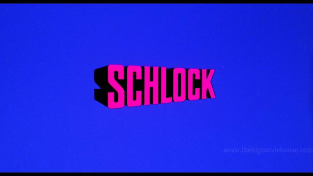 Schlock title card