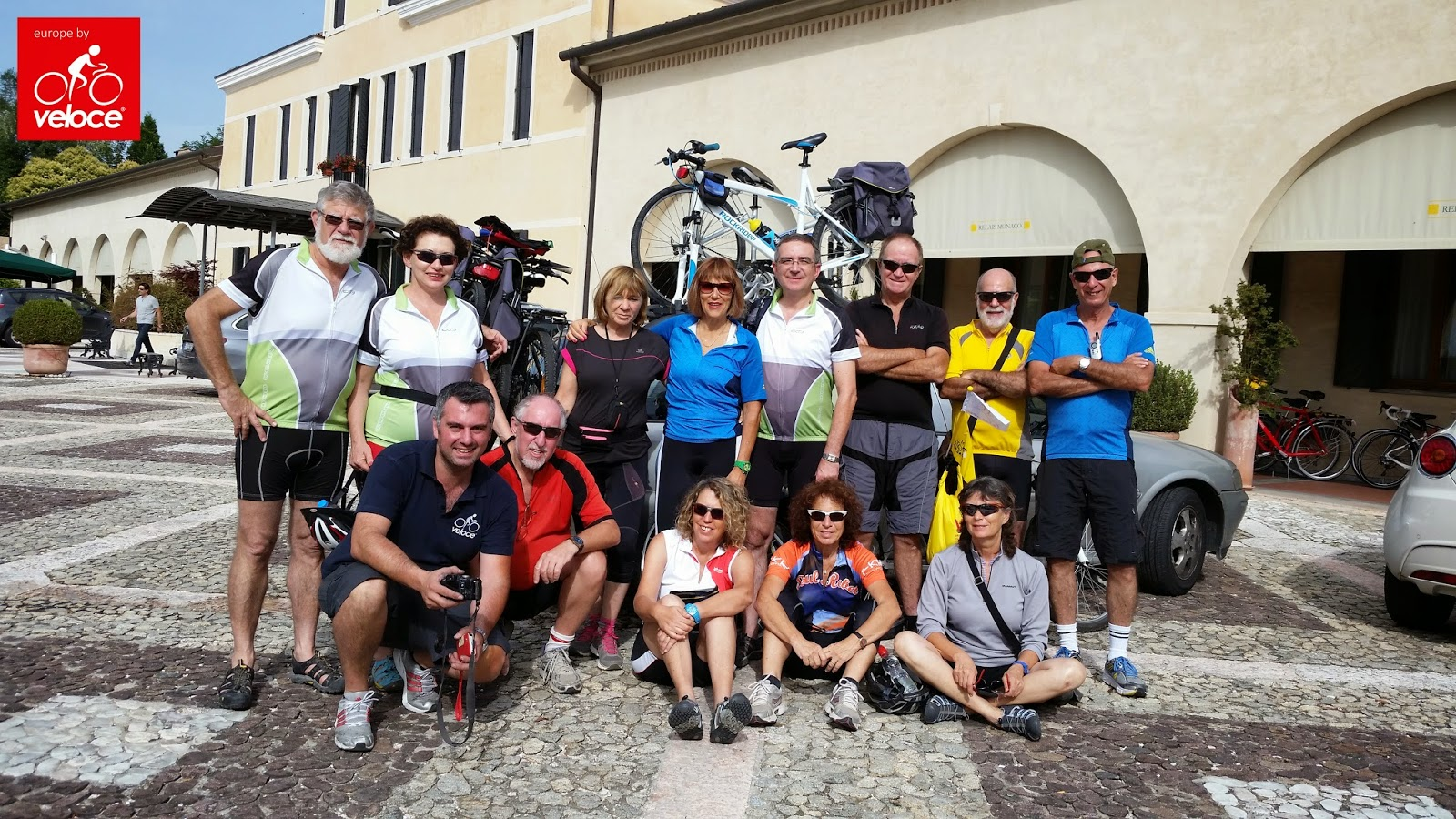 cycling prosecco wine roads italy