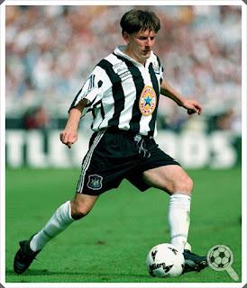 Peter Beardsley Newcastle