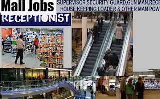 Receptionist, Shopping Mall-Private Job in Uttarakhand