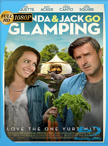 Amanda & Jack Go Glamping (2017) HD [1080p] Latino Dual [GoogleDrive] TeslavoHD