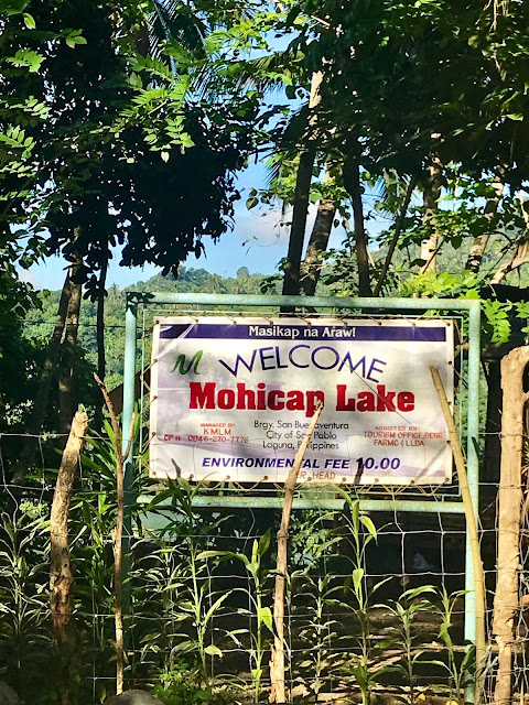 Mohicap Lake, San Pablo City