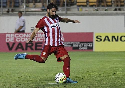 Garcia luôn mang một nhiệm vụ quan trọng đó là cầu nối giữa hàng tiền vệ và tiền đạo.