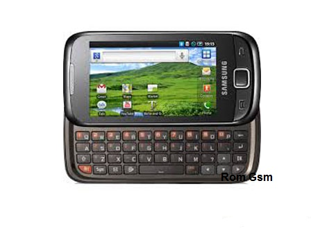 Firmware Download Samsung Galaxy 551 GT-I5510