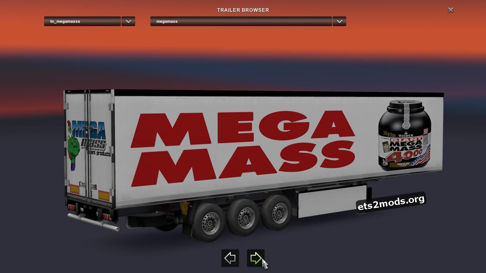 Trailer MegaMass