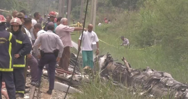 صحراويون على متن الطائرة الكوبية المنكوبة ونجاة ثلاثة اشخاص من بين 114 راكب