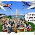 Sobre a PEC 241 e o Custo dos Parlamentares do Brasil