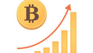 bitcoin price up
