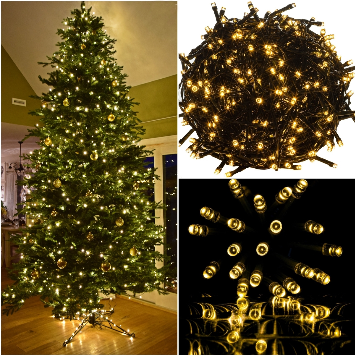 ber hmt weihnachtsbaum licht an der wand ideen weihnachtsbilder. Black Bedroom Furniture Sets. Home Design Ideas
