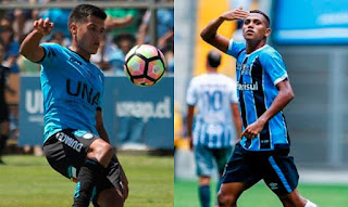 Gremio vs Deportes Iquique en Copa Libertadores 2017