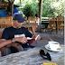 """Profil Penulis: WS. Djambak (Penulis Novel Terpilih Terbit Gratis di FAM Publishing Berjudul """"Duduk Meraut Ranjau, Tegak Meninjau Jarak"""")"""