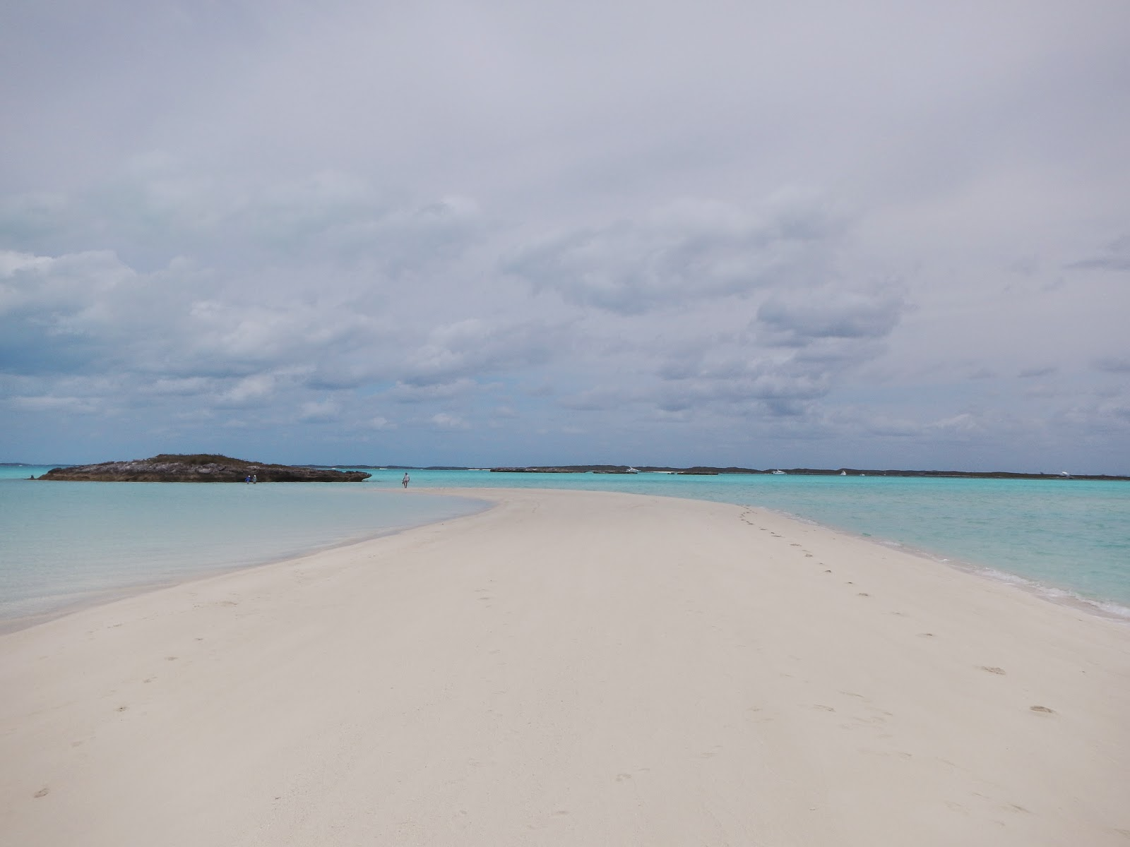 In Search of Sunshine, Part III: Flying the Bahamas | Taking