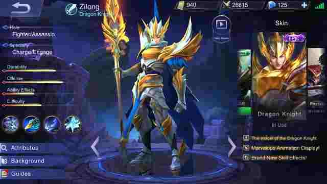 Bisa mendapatkan Savage di game Mobile Legend memang bukanlah suatu perkara yang mudah Build Zilong Terkuat Yang Membuat Kamu Bisa Mendapat Savage