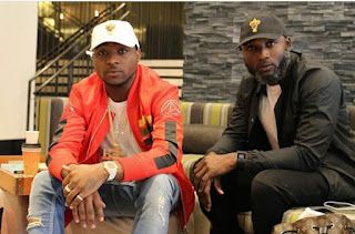 Davido part ways with Manger Kamal Ajiboye