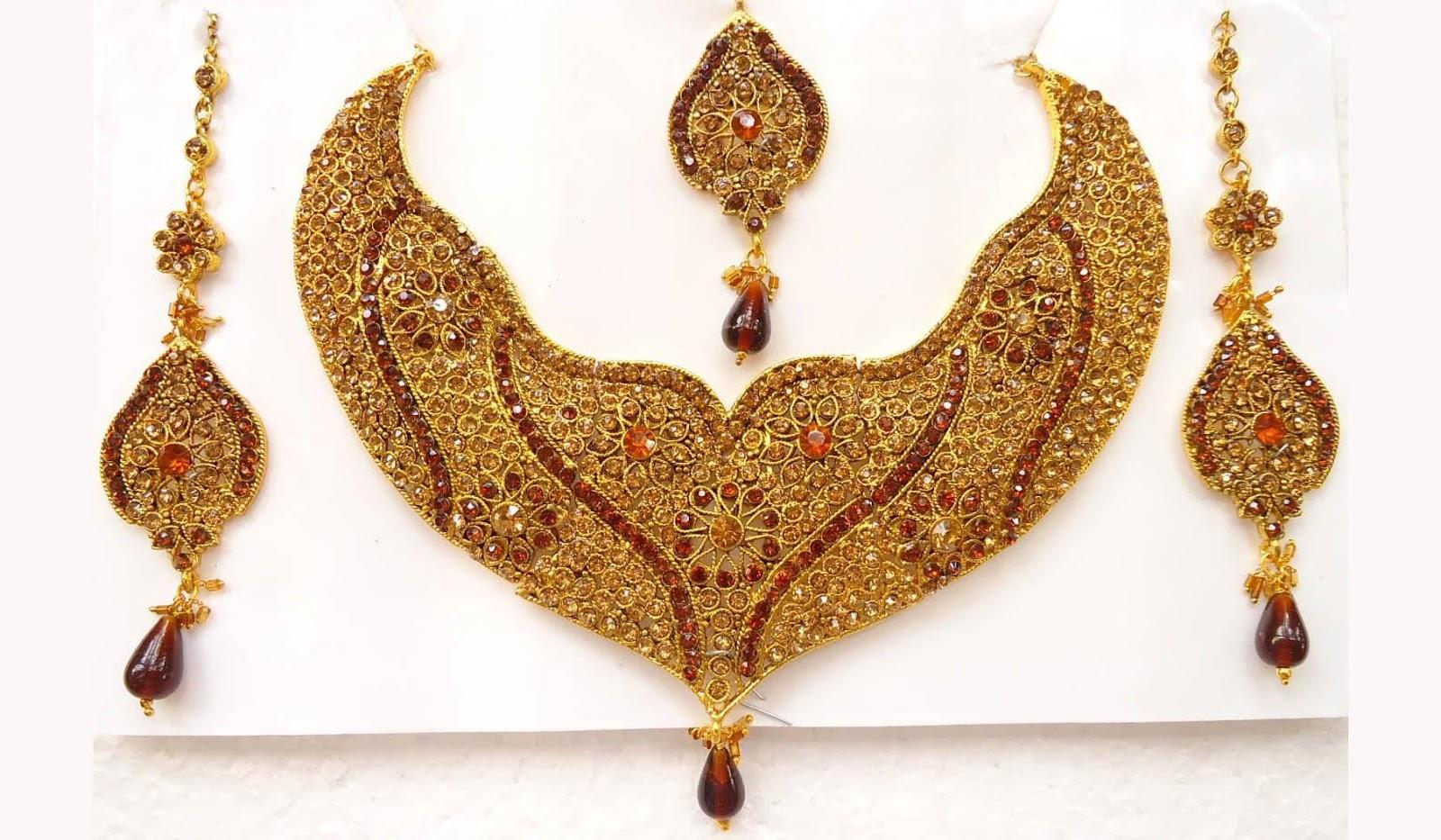Jewellery Calendar Design : Latest arabic jewelry designs all fashion tipz
