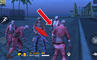 What's New in Free fire in ZOMBIE INVASION