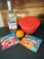 Tequila Sunrise Jelly Jello Ingredients