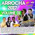 CD (MIXADO) MEGA PRINCIPE NEGRO - ARROCHA 2017 VOL 01