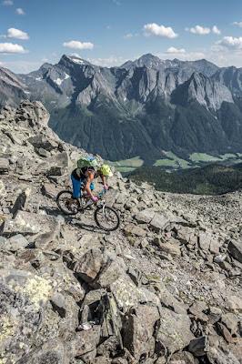 Single Trail Guide Sterzing Europahütte