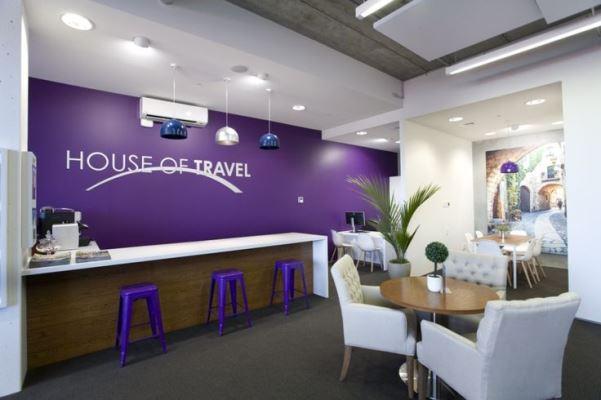 travel agency office interior design ideas