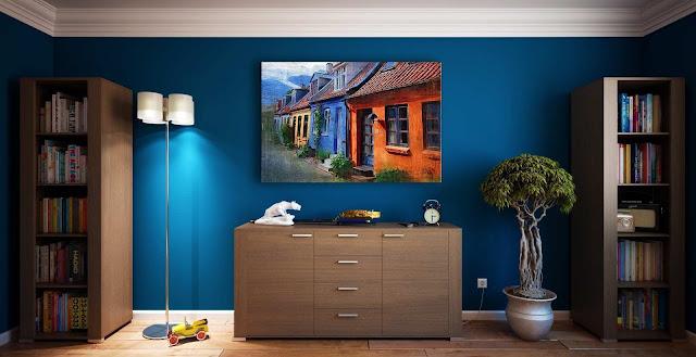 Dekorasi dinding hiasan rumah minimalis yang berkualitas