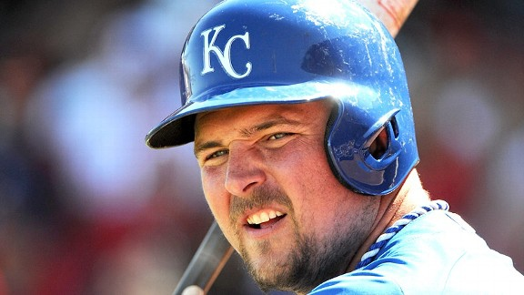 Billy Butler (Photo By Lisa Blumenfeld/Getty Images)