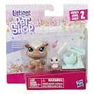 Littlest Pet Shop Series 2 Pet Pairs Sugarplum Elletrunk (#2-47) Pet