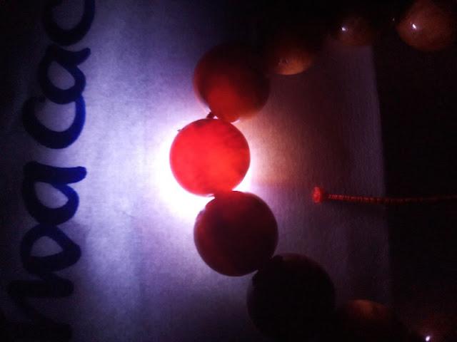 vòng huyết long thấu quang