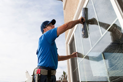 Commerccial Window Cleaning in New York