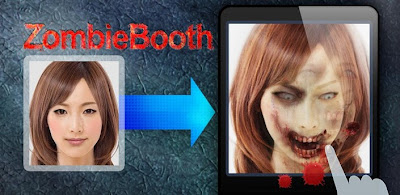 zombiebooth app for iPhone Android
