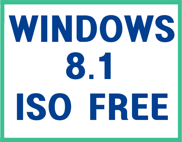 win8.1 iso free download