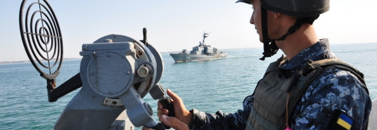 Ukraine's Navy will be trained within the Operation Orbital
