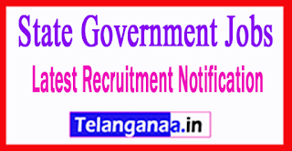 Latest State Government Jobs
