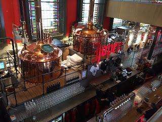 Jopenkerk Brauerei, Haarlem