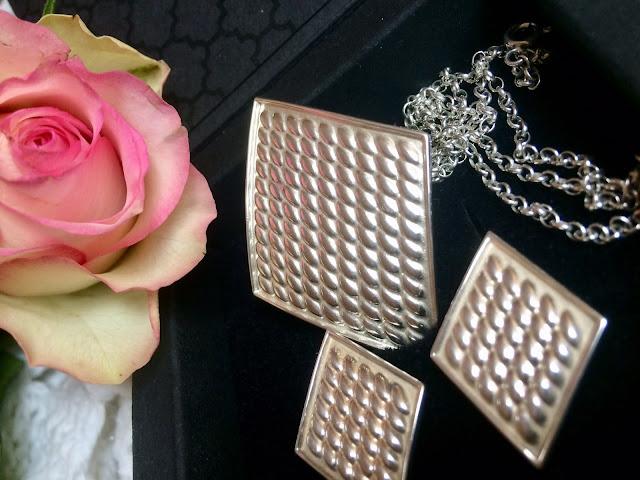bizuteria recznie robiona kohha srebro