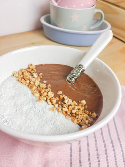 la mejor crema de chocolate del mundo super sana