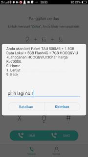 Cara Mengaktifkan Paket TAU Telkomsel