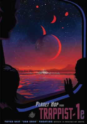 visit TRAPPIST-1