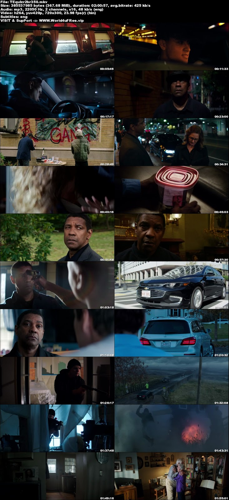 The Equalizer 2 2018 Eng BRRip 480p 350Mb ESub x264 world4ufree.com.co hollywood movie The Equalizer 2 2018 english movie 720p BRRip blueray hdrip webrip The Equalizer 2 2018 web-dl 720p free download or watch online at world4ufree.com.co