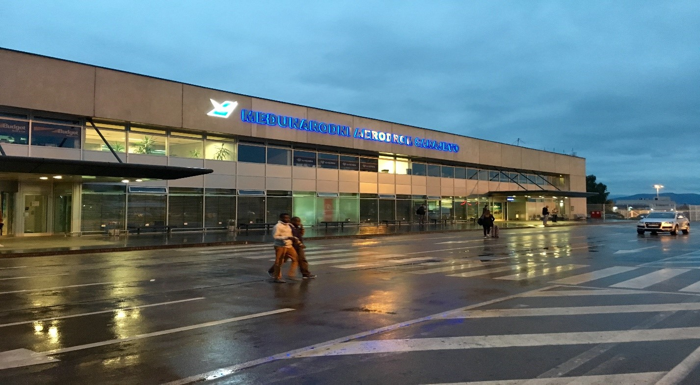 Bosnia And Herzegovina Aviation News Sarajevo Airport 17 20
