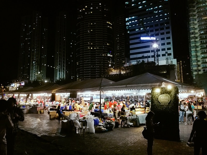 Mercato Centrale; 5 Foodie Place You Must Visit In BGC