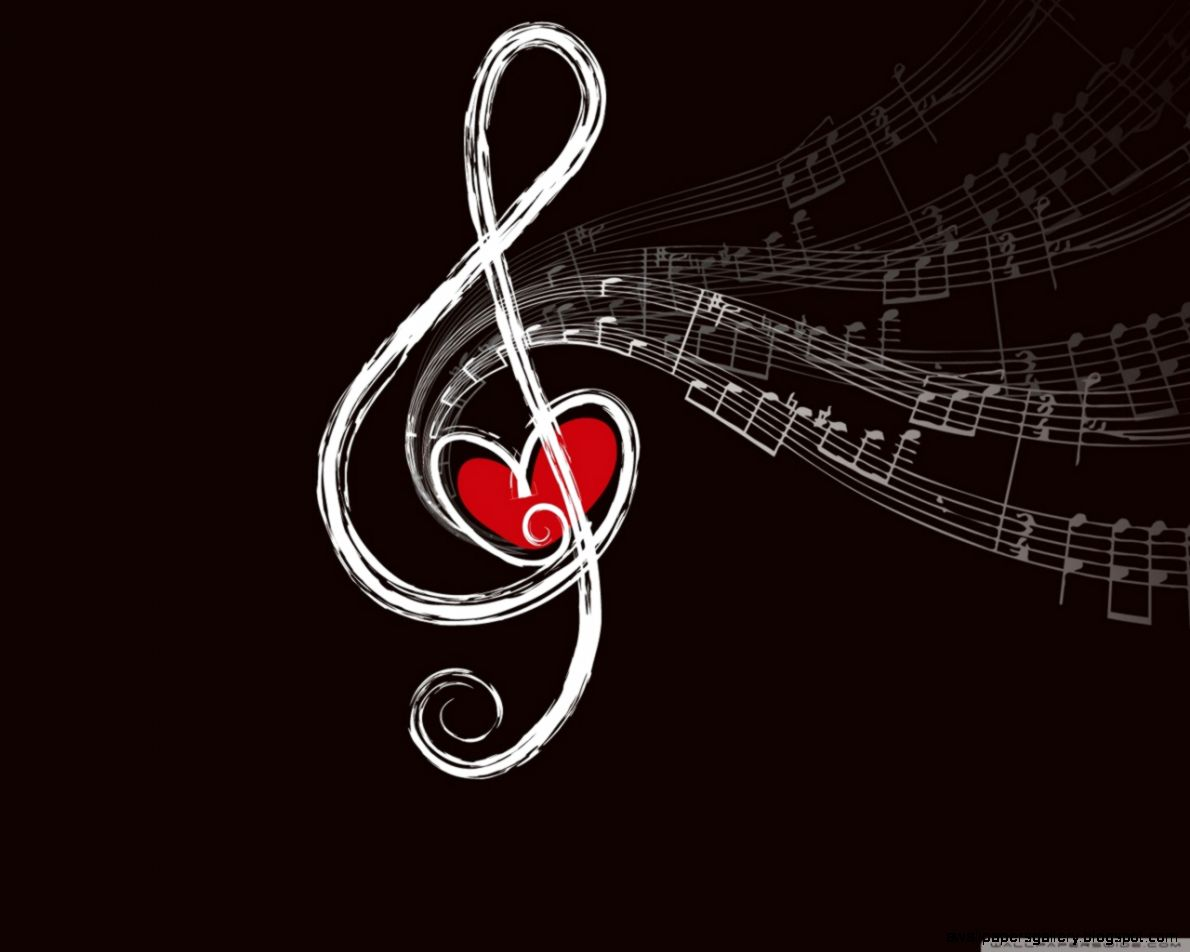 Cool Music Note Backgrounds | Wallpapers Gallery