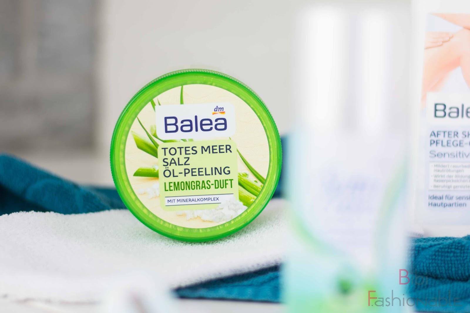 Gillette Venus Winter Rasur Vorbereitung Peeling