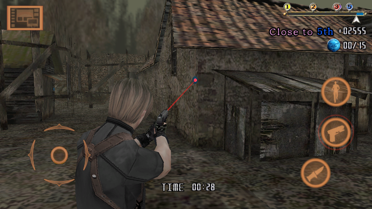 Resident evil 4 android game free download english version