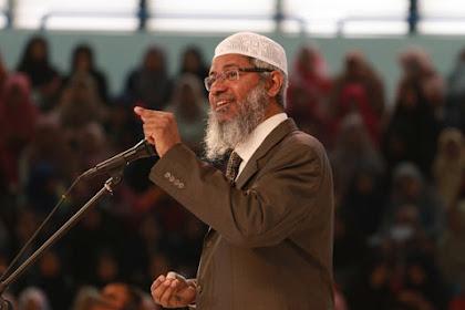 Dr. Zakir Naik: Allah Tidak akan Membimbing Orang yang Fasik