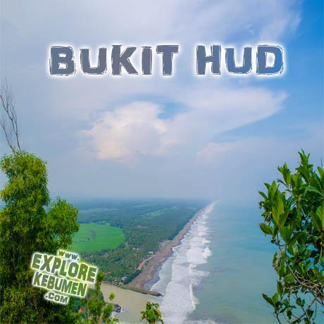 Bukit Hud Karangbolong Kebumen
