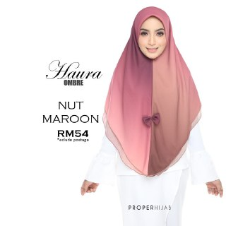 HAURA OMBRE DEWASA SOLD OUT
